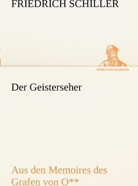 Der Geisterseher Cover Image