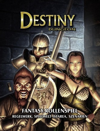 Destiny Dungeon Cover Image