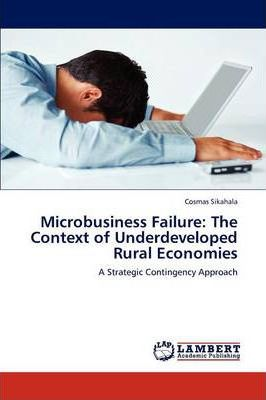 Microbusiness Failure  The Context of Underdeveloped Rural Economies