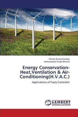 Energy Conservation-Heat, Ventilation & Air- Conditioning(h.V.A.C.)