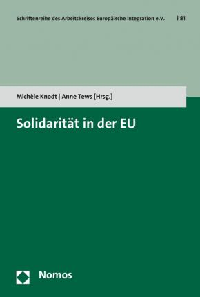 Solidariteat in Der Eu