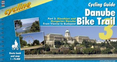Danube Bike Trail: Slovakian and Hungarian Danube from Vienna to Budapest - BIKE.HU.06.E v. 3