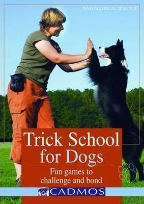 Trick School for Dogs : Fun Games to Challenge and Bond