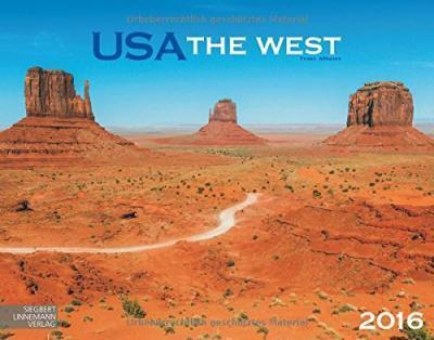 USA The West 2016