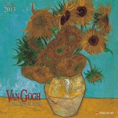Van Gogh - from Vincent's Garden 2013