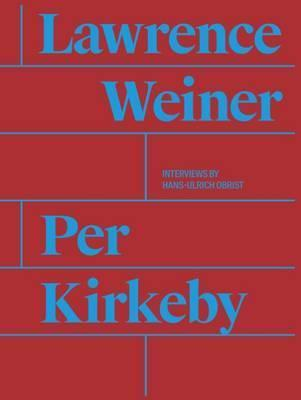 Per Kirkeby / Lawrence Weiner