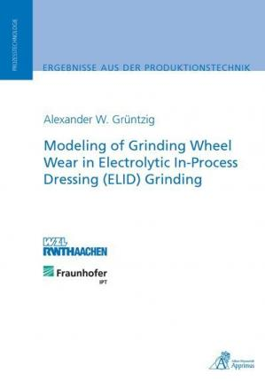 Modeling of Grinding Wheel Wear in Electrolytic In-Process Dressing (ELID) Grinding