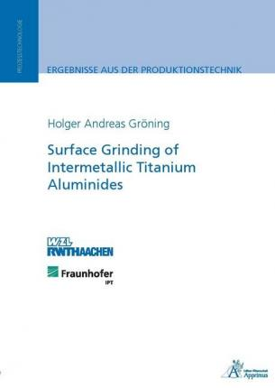 Surface Grinding of Intermetallic Titanium Aluminides