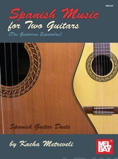 Spanish Music for Two Guitars
