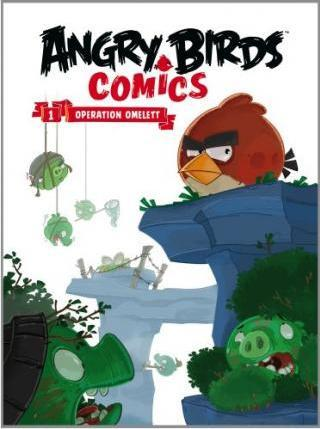 Angry Birds Comicband 1 - Hardcover