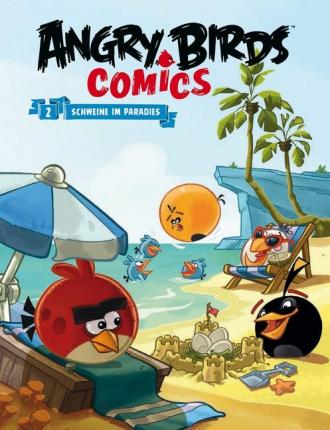 Angry Birds Comicband 2 - Softcover