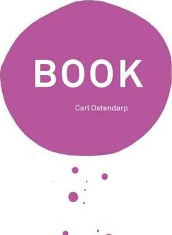 Carl Ostendarp: Book (Blue Version)