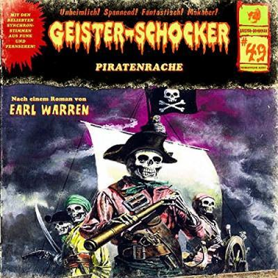Geister-Schocker 49. Piratenrache