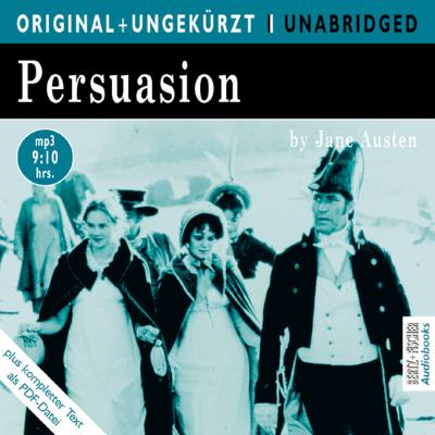 Persuasion. MP3-Hörbuch