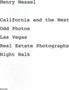 California and the West, Odd Photos,l