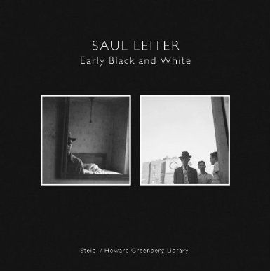 Saul Leiter: Early Black and White (2 vols Slipcased)