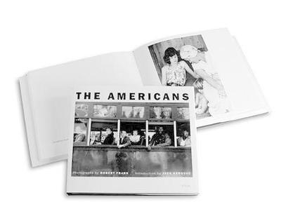 Robert Frank: The Americans Cover Image