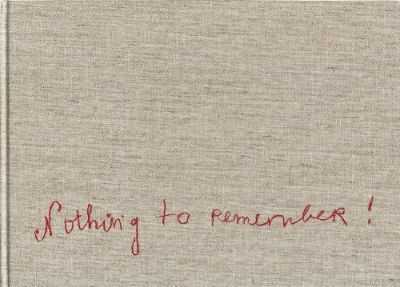 Nothing to Remember: Louise Bourgeois