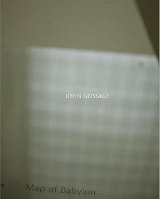 John Gossage: Thirty-Two Inch Ruler/Map of Babylon