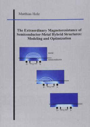 The Extraordinary Magnetoresistance of Semiconducter-Metal Hybrid Structures: Modeling and Optimization