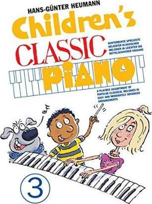 Children's Classic Piano 3