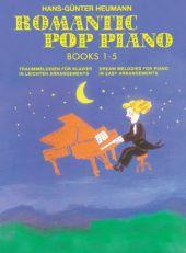 Romantic Pop Piano - Collection 1-5