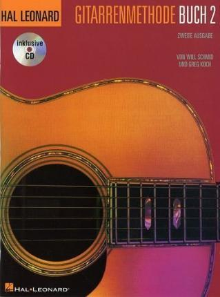 Hal Leonard Guitar Method Book 2 (German Edition)