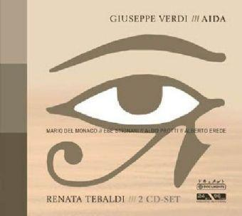 Aida, 2 Audio-CDs
