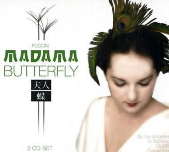 Madame Butterfly, 2 Audio-CDs