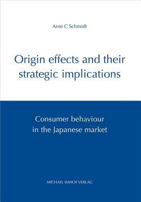Origin Effects and Their Strategic Implications