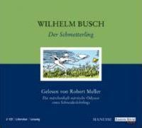 Der Schmetterling, Audio-CD