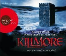 Killmore. ...was niemand wissen darf, 5 Audio-CDs