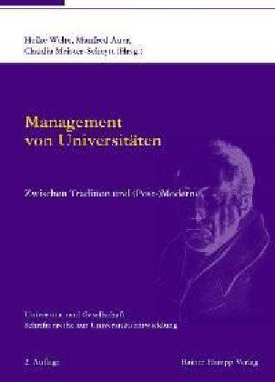 Management von Universitäten