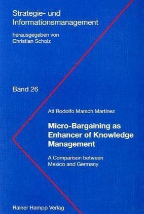 Micro-Bargaining as Enhancer of Knowledge Management