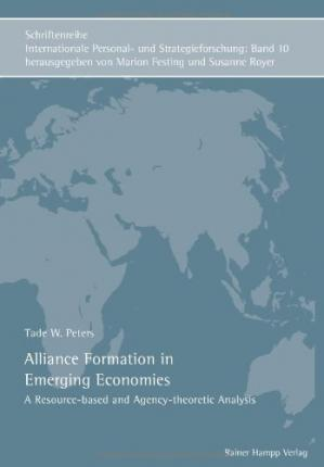 Alliance Formation in Emerging Economies