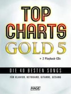Top Charts Gold 05. Mit 2 Playback CDs