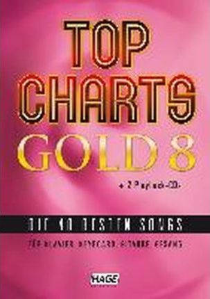 Top Charts Gold 08. Mit 2 Playback CDs
