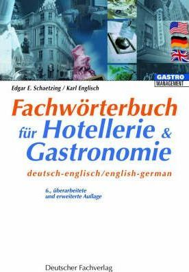 Dictionary of Hotel and Restaurant Management