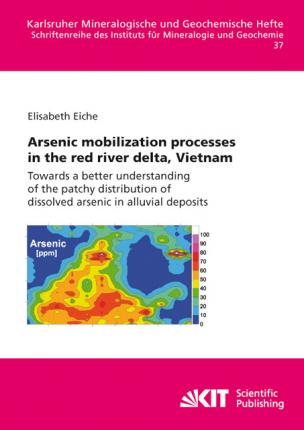 Arsenic mobilization processes in the red river delta, Vietnam: : towards a better understanding of the patchy distribution of dissolved arsenic in alluvial deposits