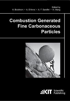 Combustion generated fine carbonaceous particles