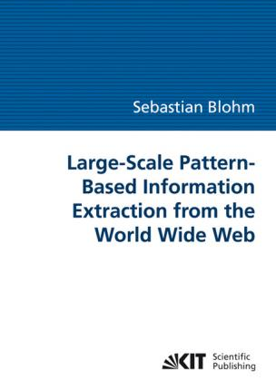 Large-Scale Pattern-Based Information Extraction from the World Wide Web