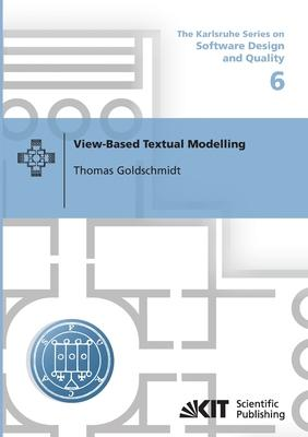 View-based textual modelling
