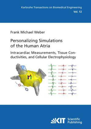 Personalizing simulations of the human atria