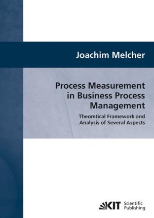 Process Measurement in Business Process Management : Theoretical Framework and Analysis of Several Aspects