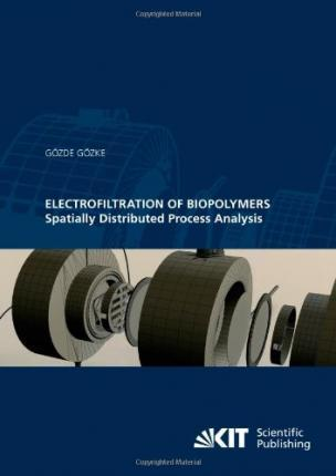 Electrofiltration of Biopolymers : Spatially Distributed Process Analysis