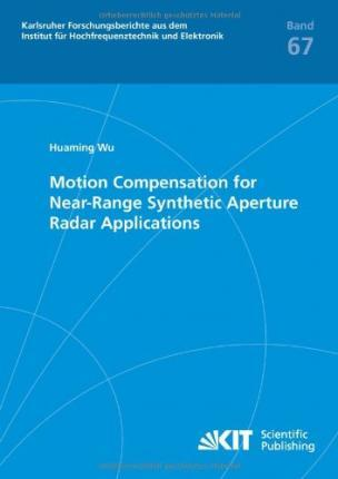 Motion Compensation for Near-Range Synthetic Aperture Radar Applications