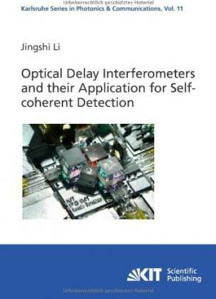 Optical Delay Interferometers and their Application for Self-coherent Detection