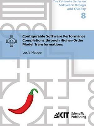 Configurable Software Performance Completions through Higher-Order Model Transformations