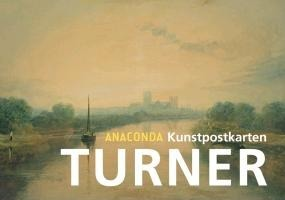 Kunstpostkartenbuch William Turner