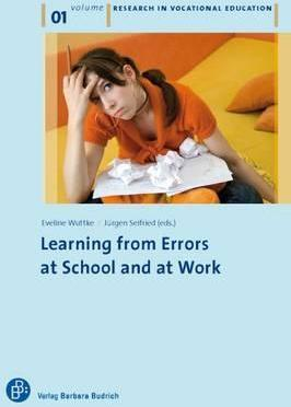 Learning from Errors at School and at Work
